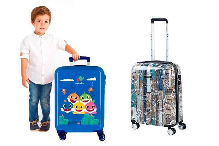 maletas de viaje infantiles